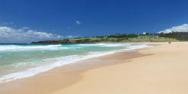 Beaches & Water Activities Merimbula